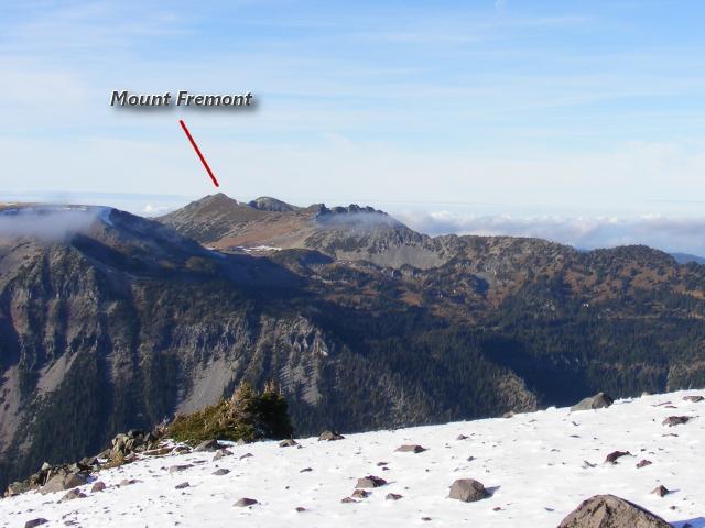 Mt. Fremont