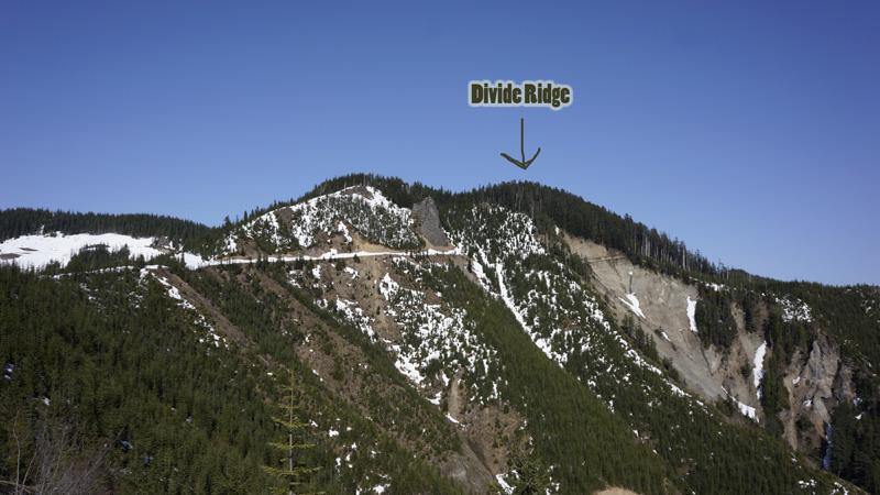 Divide Ridge