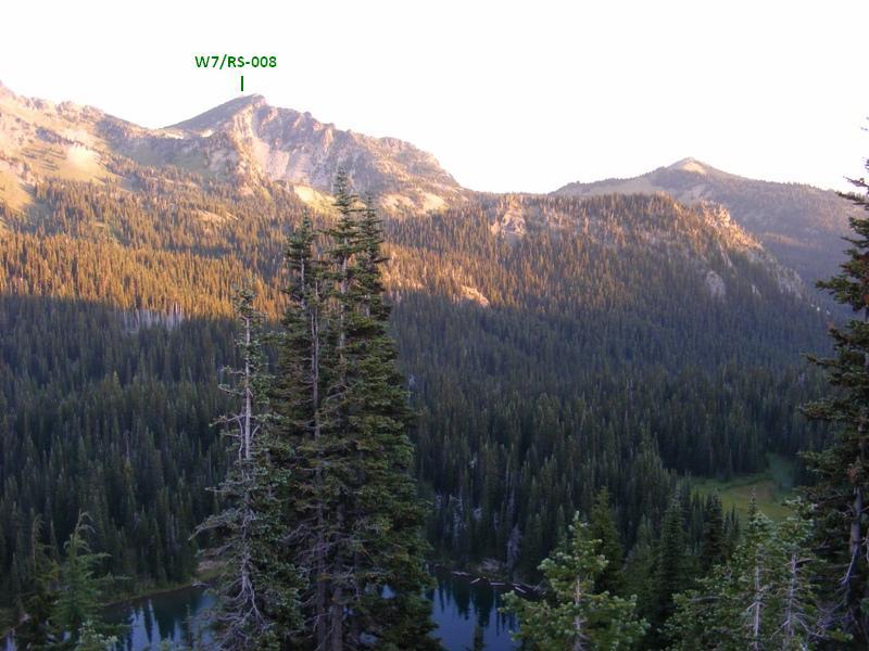 Palisades Peak