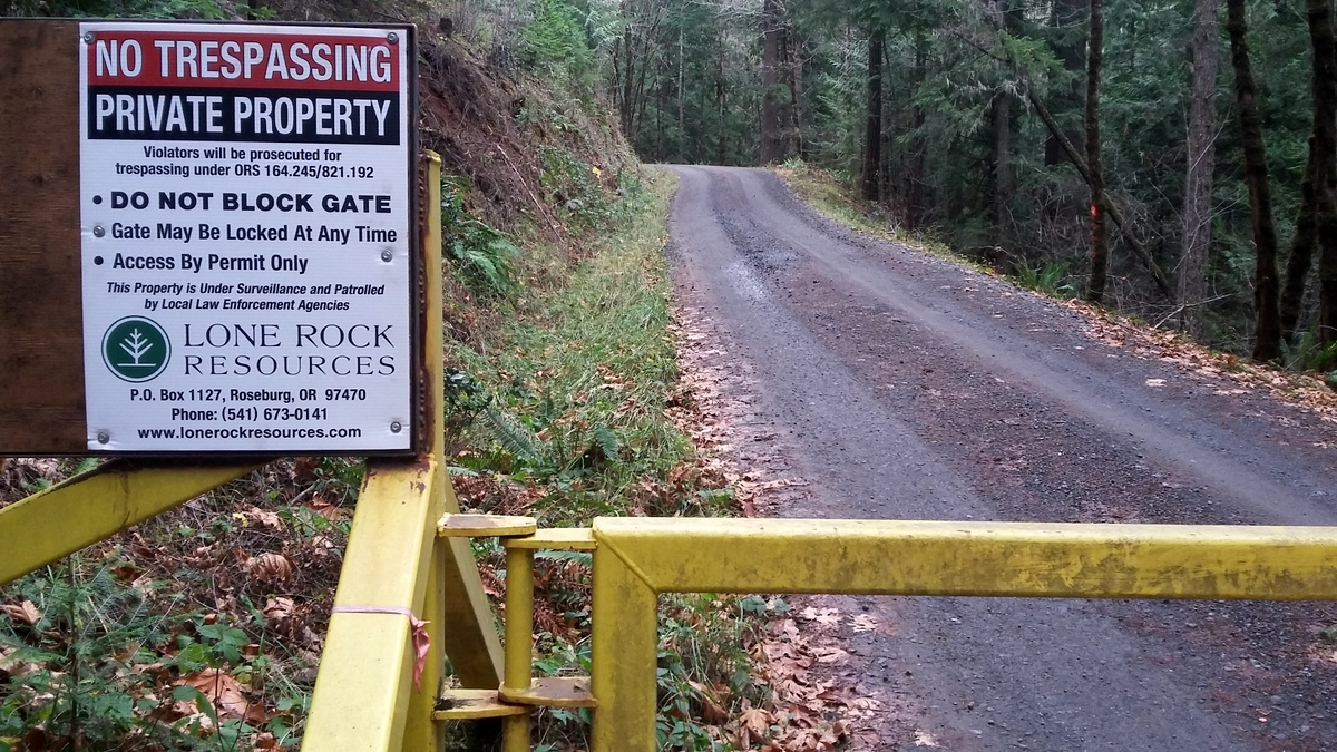 Lane Mountain, Oregon | No Access | pnwsota org