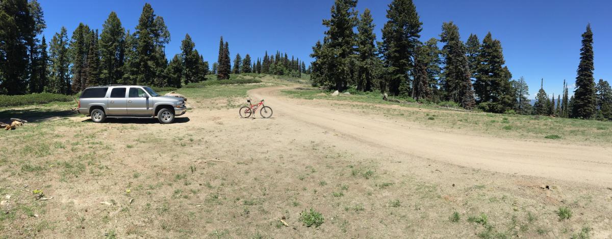 Bike transfer spot
