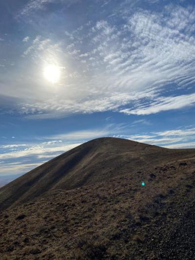 Haystack Butte Approach