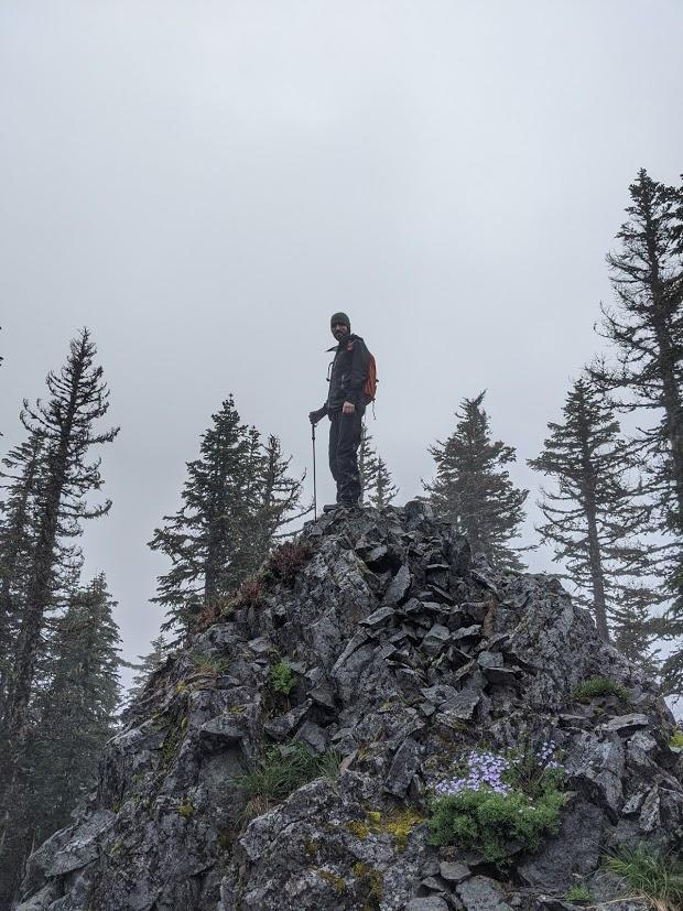 The slightly-shorter rockpile