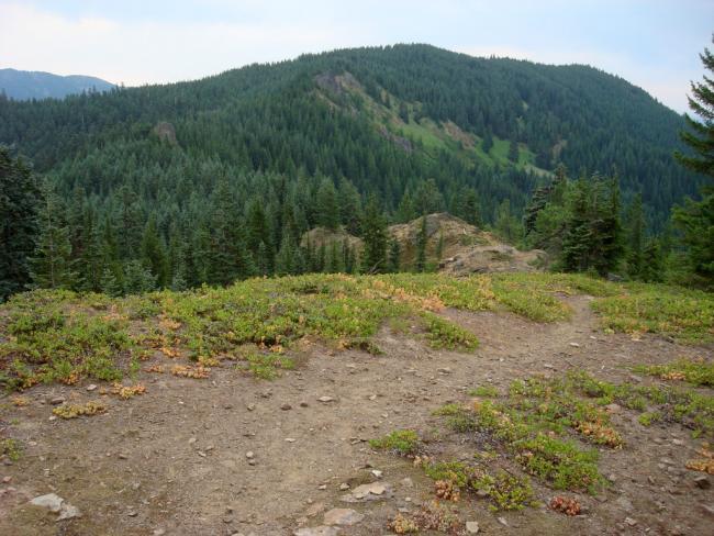 Barlow Ridge