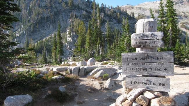 East Eagle Trail #1910