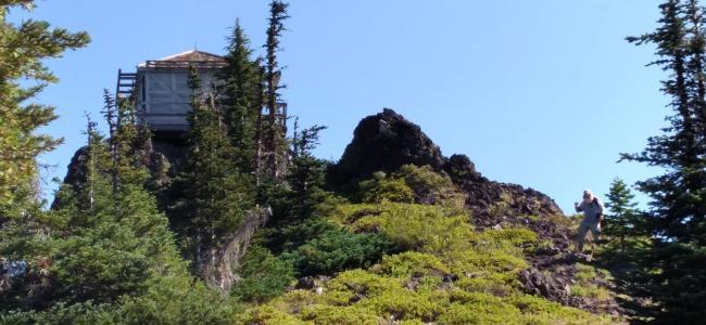 Garwood Butte Lookout