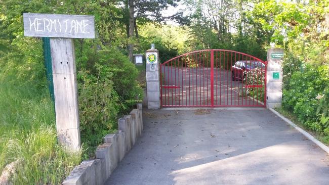 Hermitane Gate
