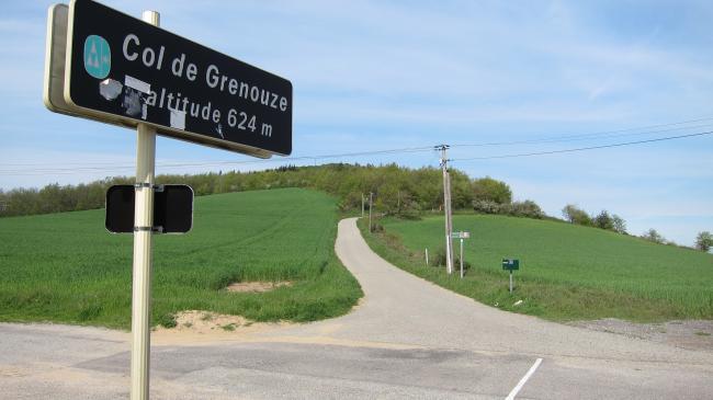 Col de Grenouze