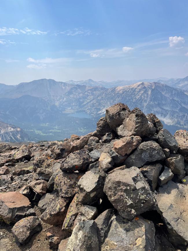 Hidden Peak - W7O/NE-169