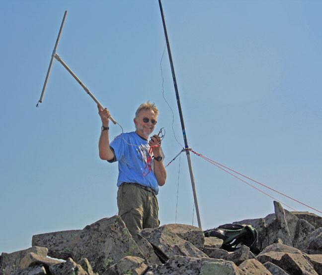 Silver Peak, WA SOTA Activation